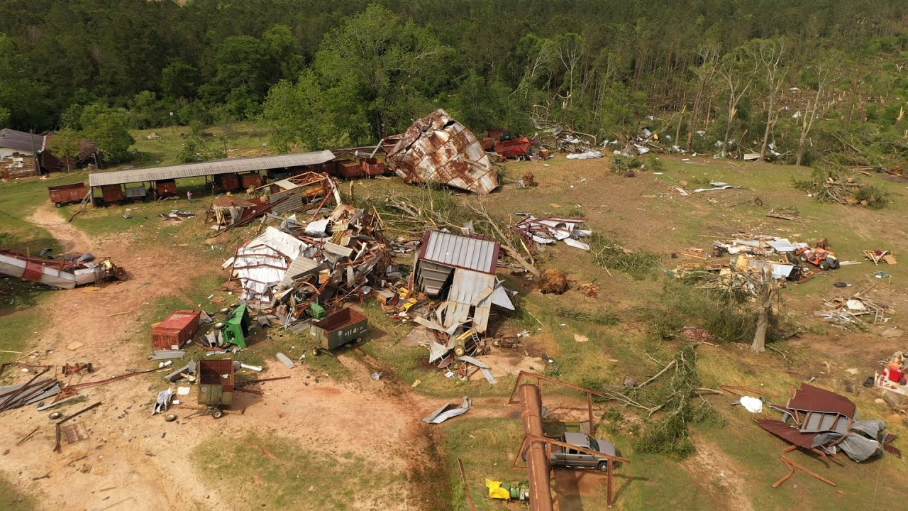 2020 apr tumbleton al tornado damage